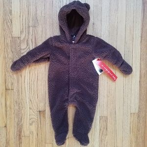 Magnificent Baby Bear Footie Suit NB-3months